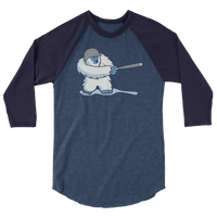Baseball Everest 3/4 sleeve raglan shirt