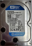 "Western Digital Caviar Blue WD6400AAKS 3.5"" 640GB Desktop SATA Hard Drive"