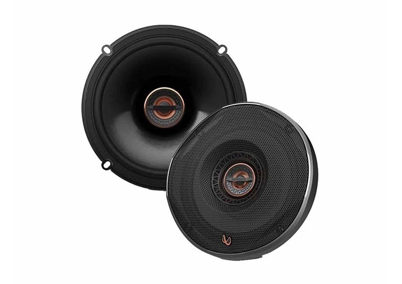 "Infinity REF-6522EX 330W Shallow Mount Coaxial 6.5"" Speakers"