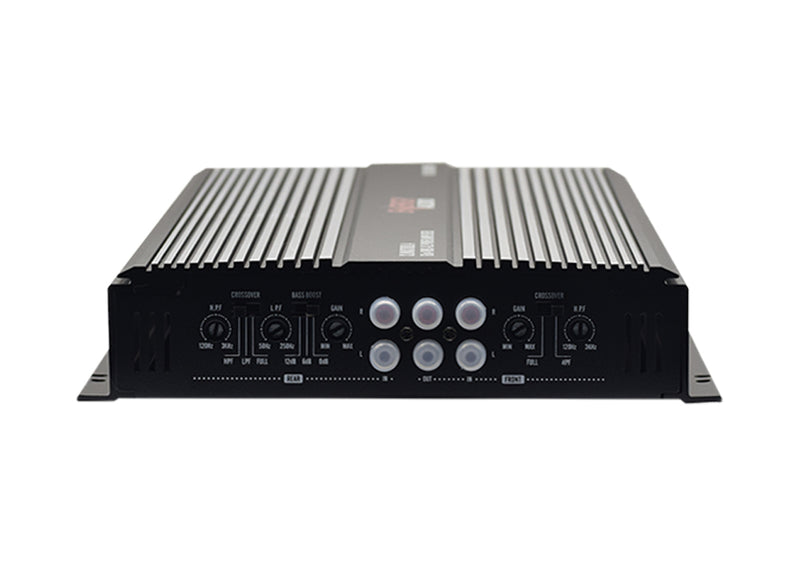 Energy Audio CLIMAX7000.4 60WX4 RMS at 4 Ohm Higher RMS 4-Channel Amplifier