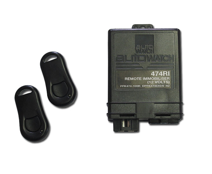 Autowatch 474Ri Remote Immobiliser incl Fitment