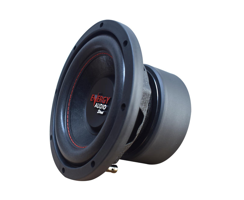 "Energy Audio STREET8D4 5000W DVC 8"" Subwoofer"