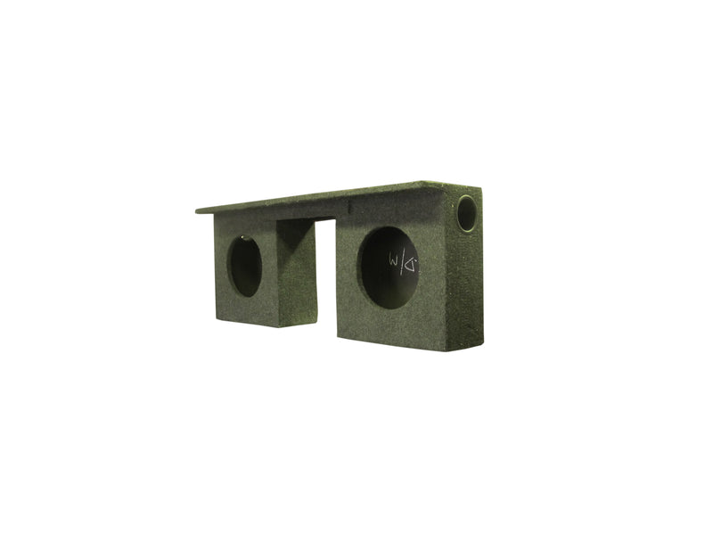 "12"" Double Quantum Subwoofer Box (Price Excludes Shipping)"