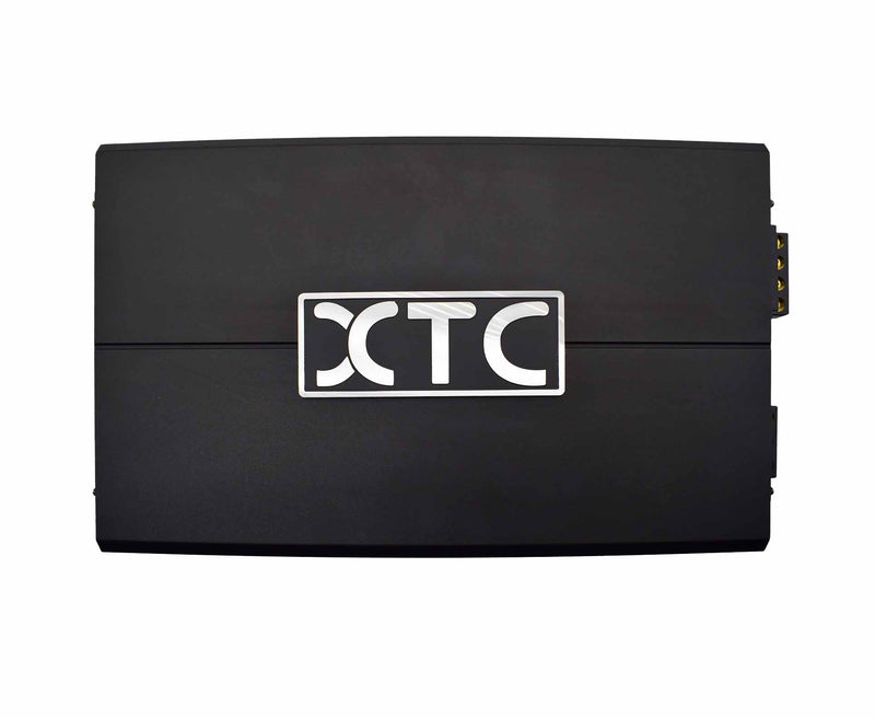 XTC Audio SLICK BLACK 20 000W 4-Channel Amplifier