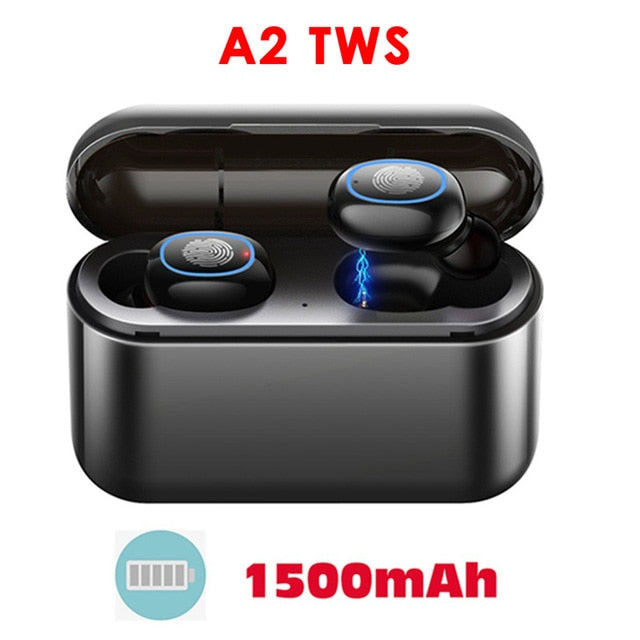 Bluetooth Wireless Earphone A2 In Ear