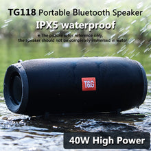 Load image into Gallery viewer, High power 40W Bluetooth speaker bass