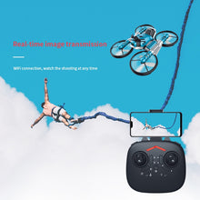 Load image into Gallery viewer, Folding four-axis aircraft rc Quadcopter