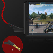 Load image into Gallery viewer, Gaming Wired Earphone With Mic