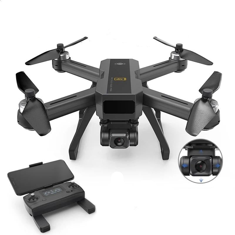 GPS Quadcopter Brushless Professional Drone