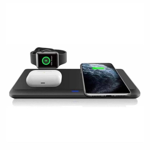 3 in 1 Qi 15W Fast Wireless Charger