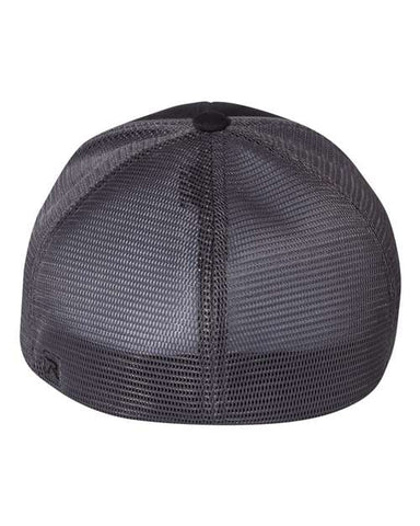 Richardson 172 - Fitted Pulse Sportmesh with R-Flex Cap - Includes Customized Leather Patch