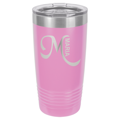 20 oz. Stainless Steel Polar Camel Tumbler - Free Customization