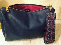 Chic Black Pouch- SALE
