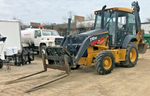 2014 John Deere 310K Backhoe Loader