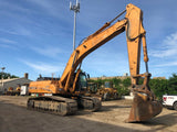Case CX460 Crawler Excavator w/JRB Quick Coupler