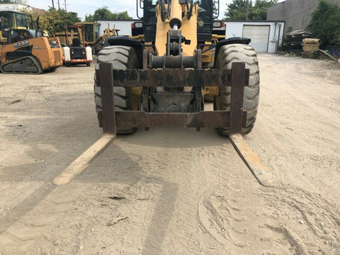 Loader Forks Cat 914G, 918G, 924G, 930G, other Cat Loaders