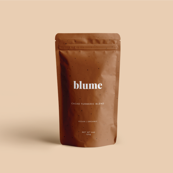 Blume Organic Cacao Turmeric Beverage Blend