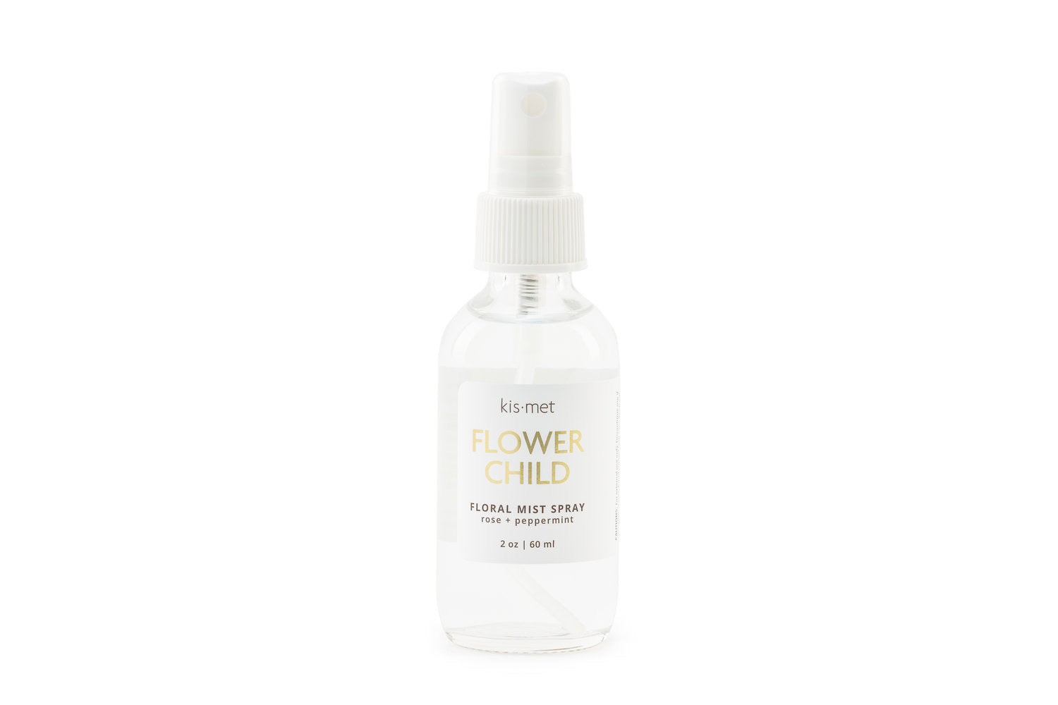 Kismet Flower Child - Floral Mist Spray