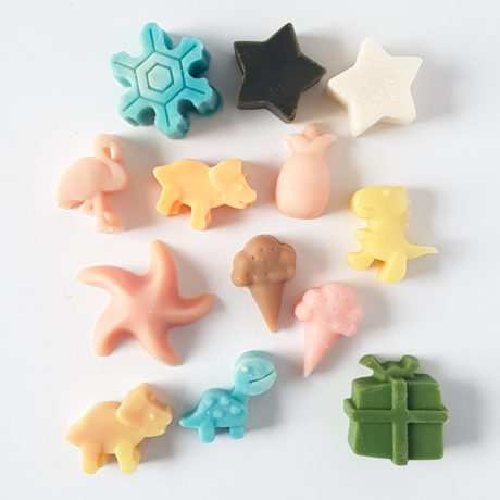 Mini Fun Shapes Soap - Liola Luxuries