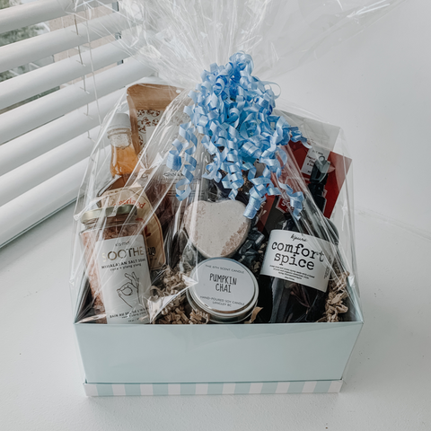 Thank You/Birthday/Thinking of You/Spoil Yourself Basket