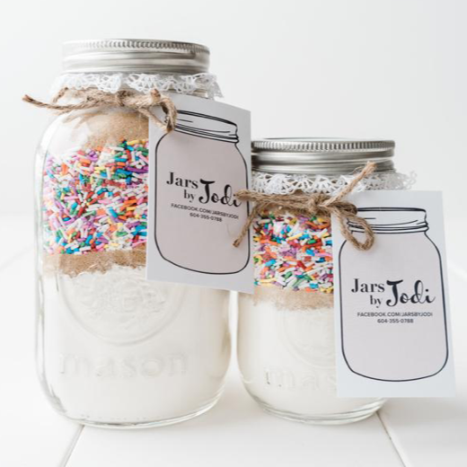 Jars by Jodi Mini Sprinkle Cookie Mix