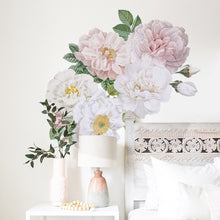 Load image into Gallery viewer, Blooming Peony Flower Wall Stickers (2 Sets)