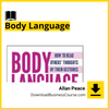 Allan Peace - Body Language.
