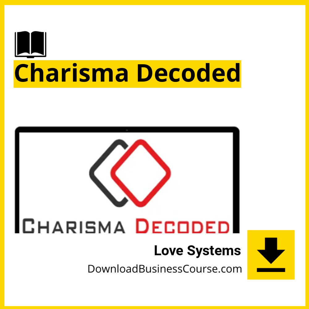 Love Systems - Charisma Decoded.