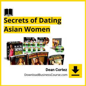 Dean Cortez - One Night Stands Masterclass.
