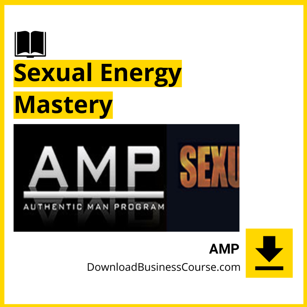 AMP - Sexual Energy Mastery.