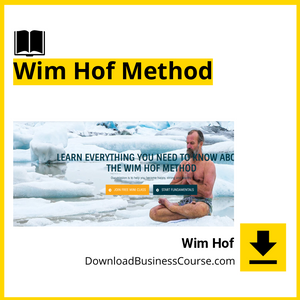 Wim Hof Method.