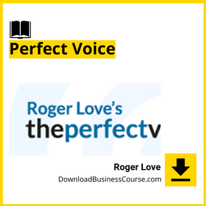 Roger Love - Perfect Voice.