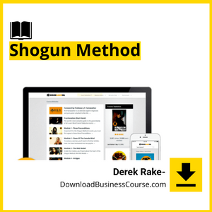 Derek Rake - Shogun Method For Married Men.