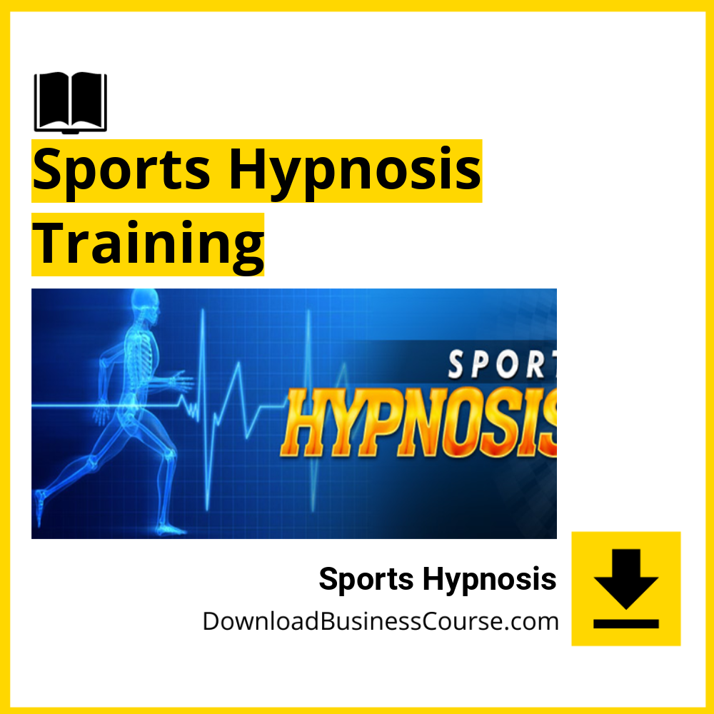 Sports Hypnosis - Sports Hypnosis Training.