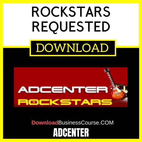 Adcenter Rockstars Requested FREE DOWNLOAD iDownloadProgram