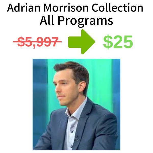 Adrian Morrison Collection - All Programs FREE DOWNLOAD iDownloadProgram