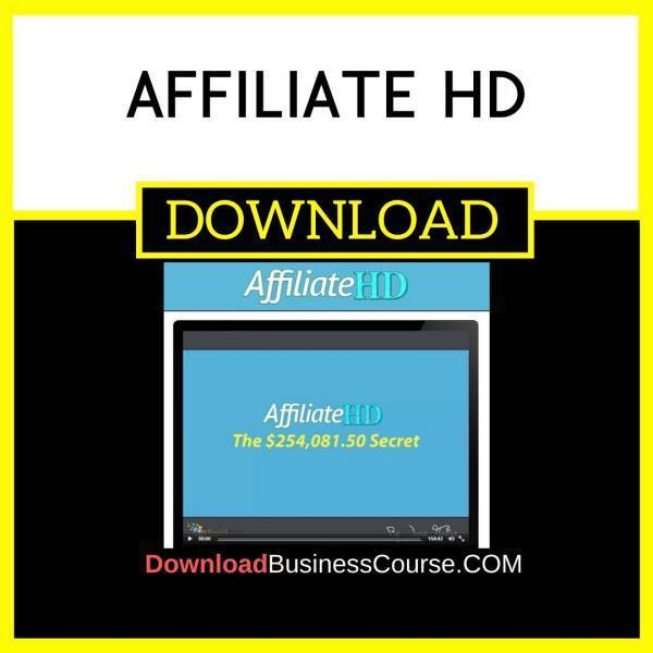 Affiliate Hd FREE DOWNLOAD iDownloadProgram
