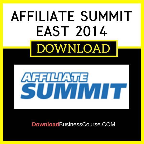 Affiliate Summit East 2014 FREE DOWNLOAD iDownloadProgram