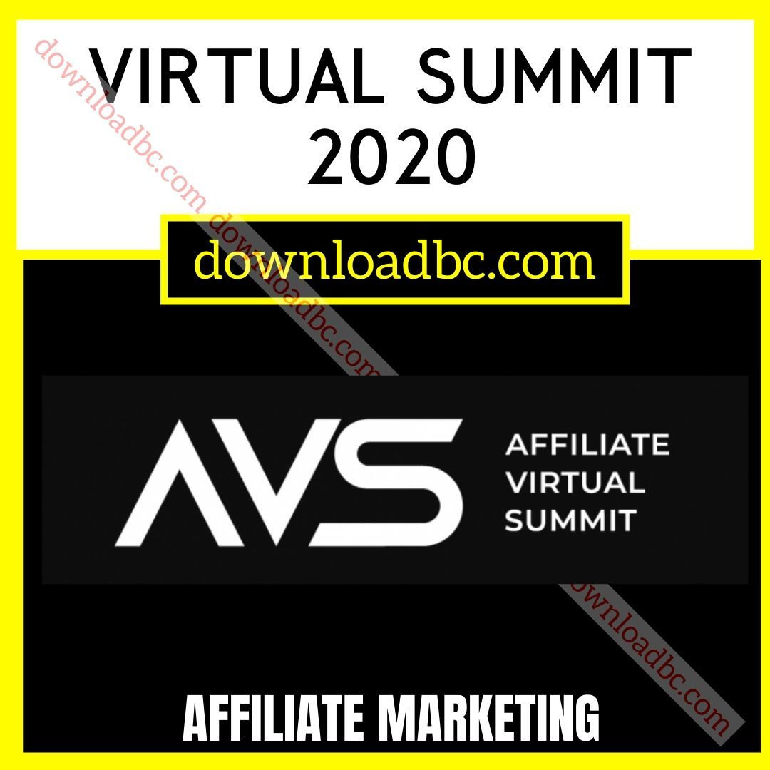 Affiliate Marketing Virtual Summit 2020.