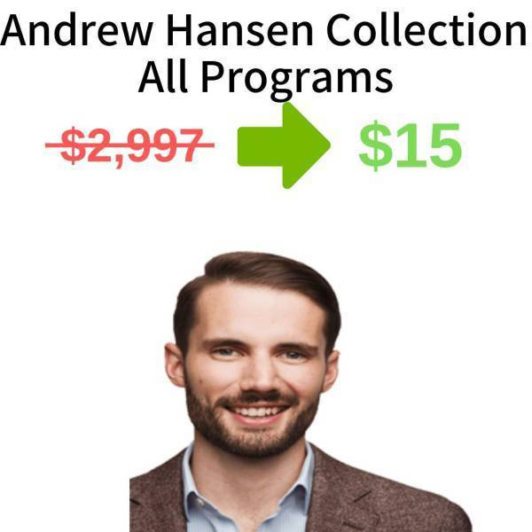 Andrew Hansen Collection - All Programs FREE DOWNLOAD iDownloadProgram