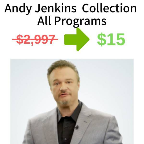 Andy Jenkins Collection - All Programs FREE DOWNLOAD iDownloadProgram