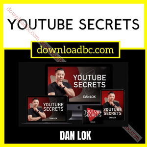Dan Lok YouTube Secrets.