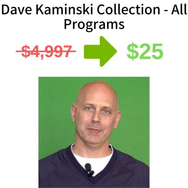 Dave Kaminski Collection - All Programs FREE DOWNLOAD iDownloadProgram
