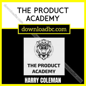Harry Coleman The Product Academy.
