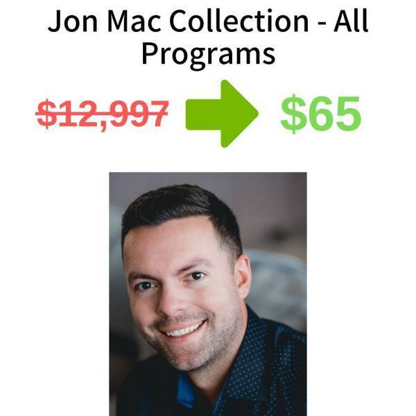 Jon Mac Collection - All Programs FREE DOWNLOAD iDownloadProgram