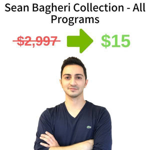 Sean Bagheri Collection - All Programs FREE DOWNLOAD iDownloadProgram