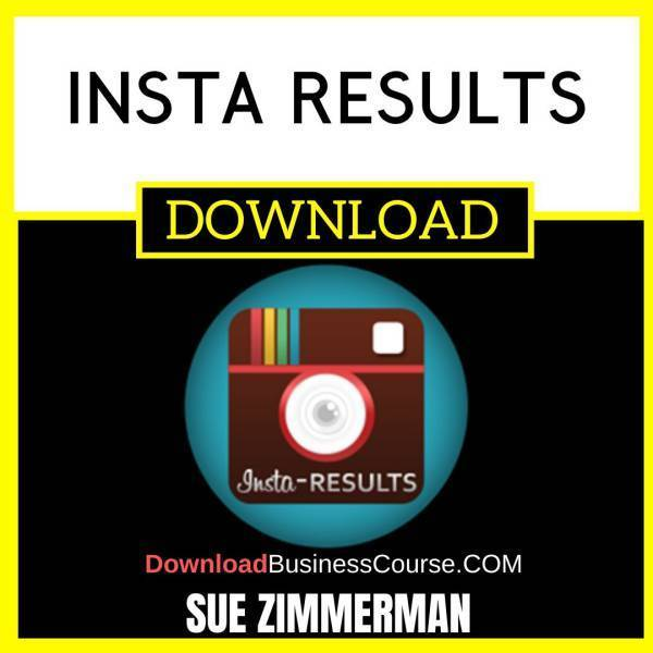 Sue Zimmerman Insta Results FREE DOWNLOAD iDownloadProgram