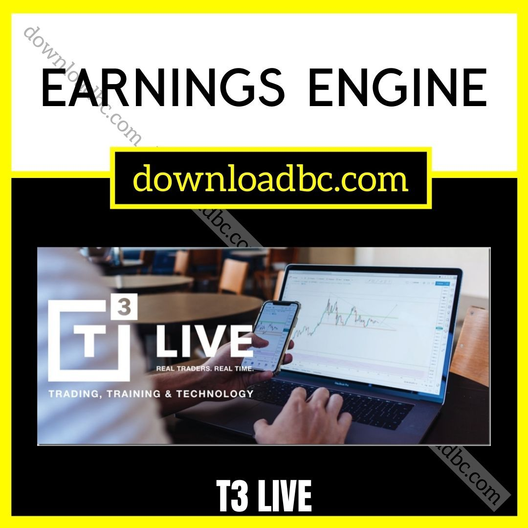 T3 Live – Earnings Engine.