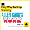 Allen Carr - Easy Way To Stop Smoking.