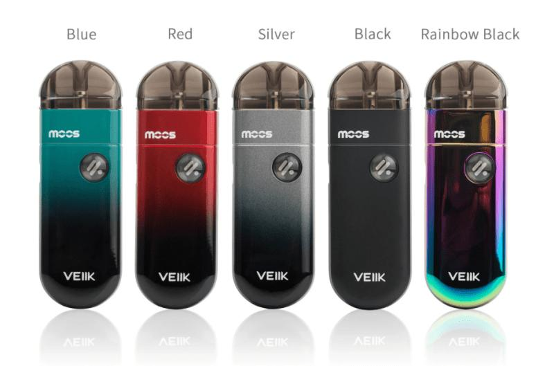 VEIIK MOOS POD KIT REVIEW - EIN HIGH-END-MODELL?